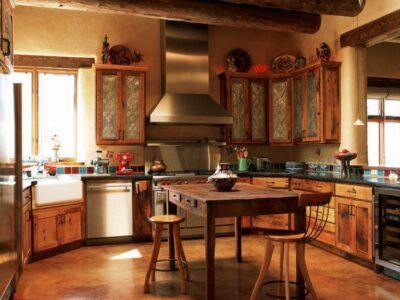 Кухня 15 — ольха
