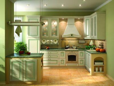 Кухня 11 — ясень