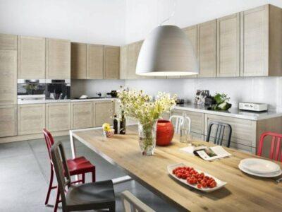 Кухня 10 — шпон