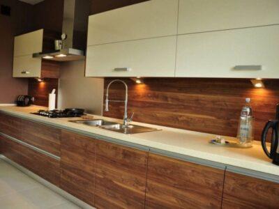 Кухня 14 — шпон