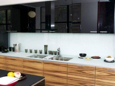 Кухня 03 — шпон