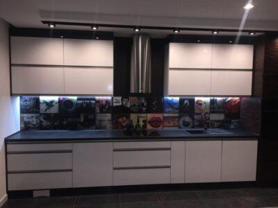 Кухня 16 — шпон