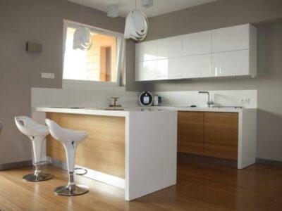 Кухня 04 — шпон