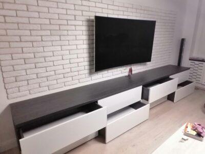Тумба под ТВ и компьютерный стол Ротмистрова